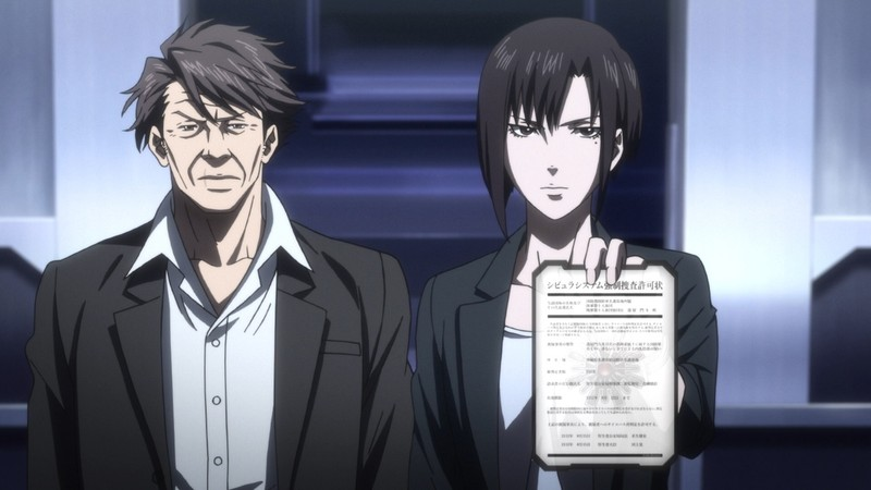Psycho-Pass: Sinners of the System Case 2