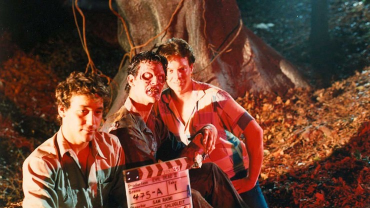 The Making of 'Evil Dead II' or The Gore the Merrier