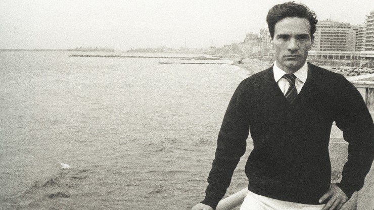 Pier Paolo Pasolinis Reisen durch Italien