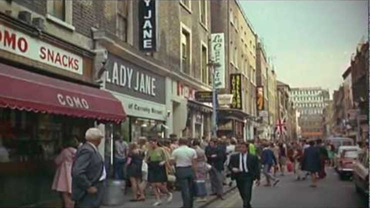 Carnaby Street Undressed