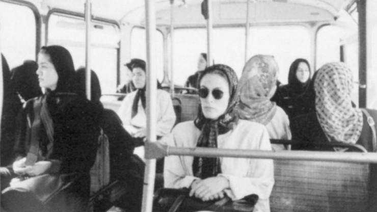 Alone in Tehran