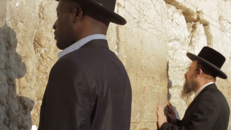 Black Jews, the Roots of the Olive Tree