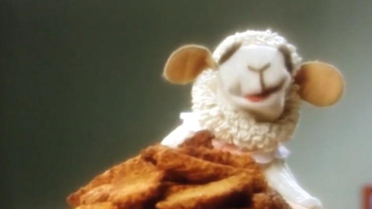 Lamb Chop's Special Chanukah