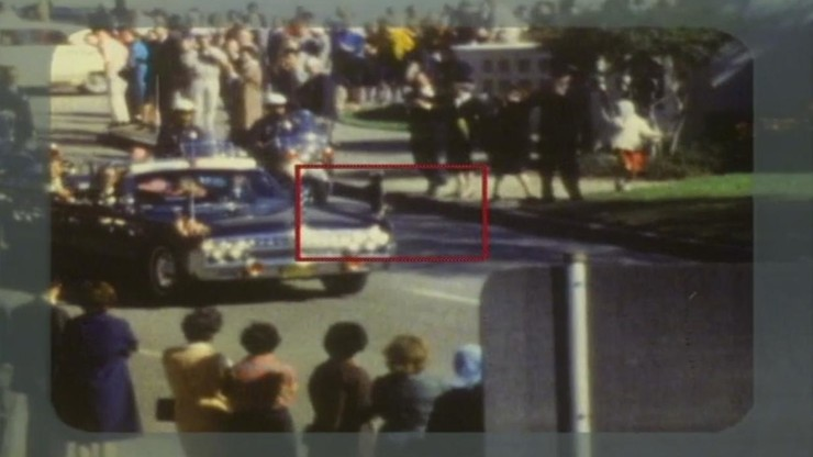 The Zapruder Footage