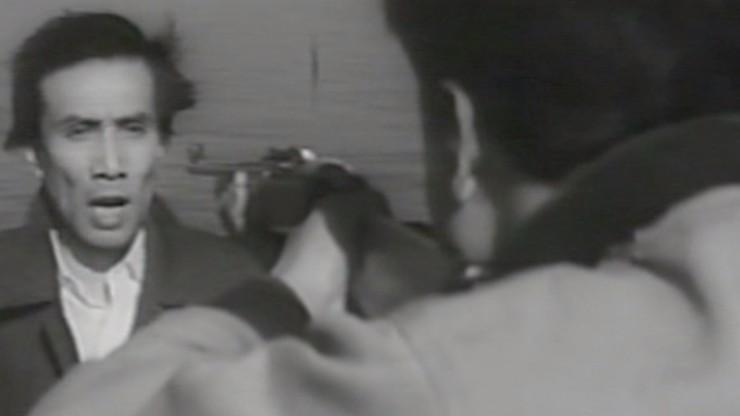 Left-Handed Tokyo Bay Sniper