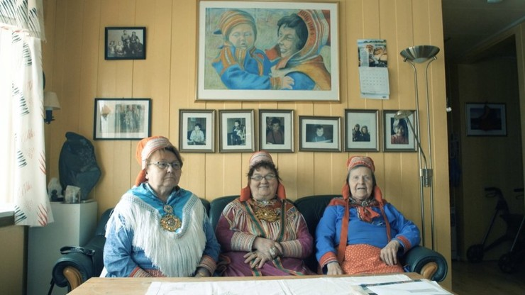 The Sámi Has Rights