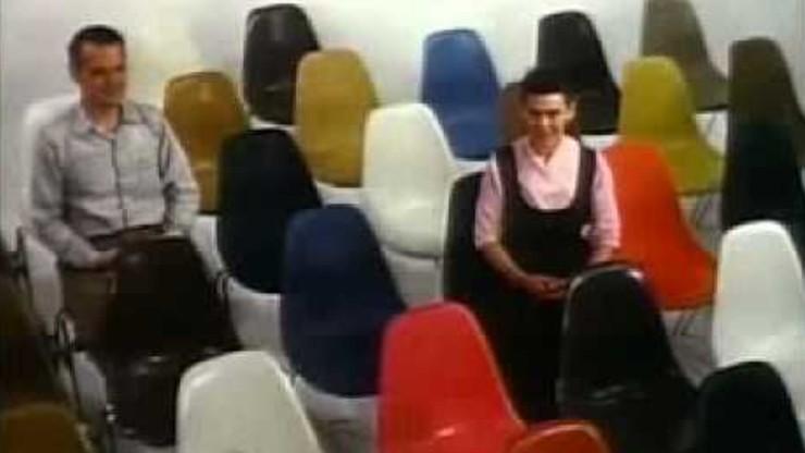 Kaleidoscope Jazz Chair