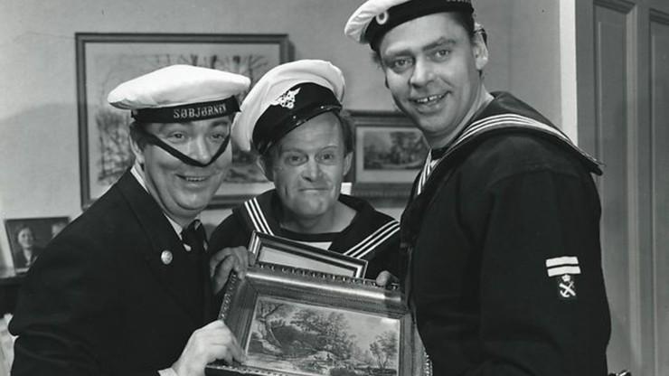 Sømænd og svigermødre