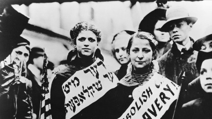 Free Voice of Labor: The Jewish Anarchists