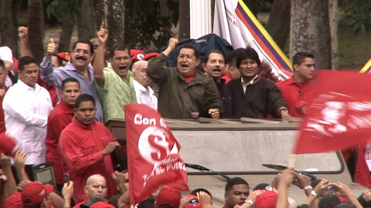 I Am the People: Venezuela Under Populism