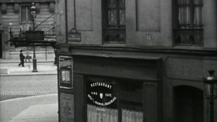 Campagne-Première Street