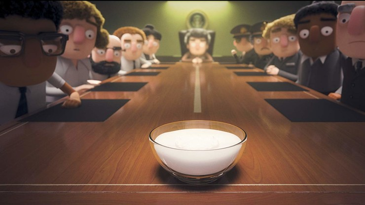 Love, Death & Robots: When the Yogurt Took Over