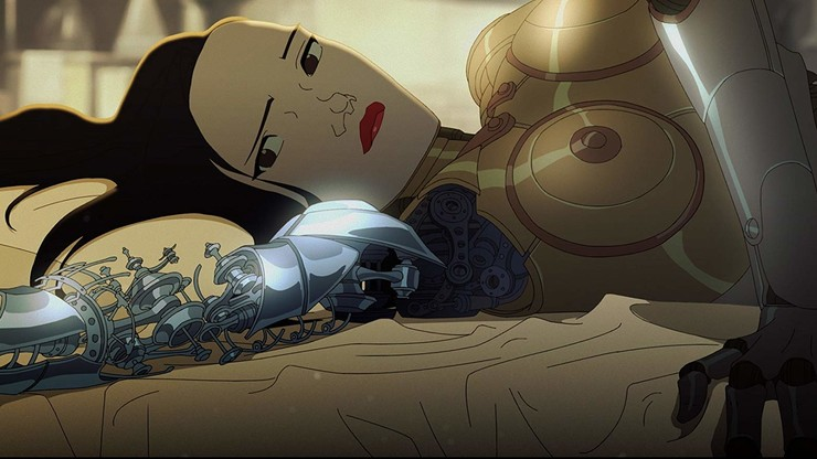 Love, Death & Robots: Good Hunting