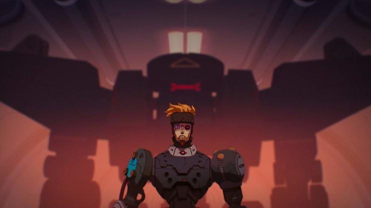 Love, Death & Robots: Blind Spot