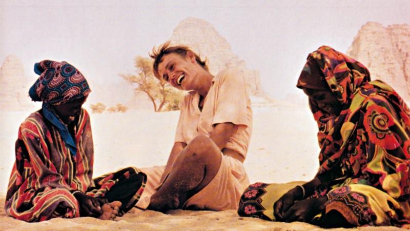 Captive of the Desert