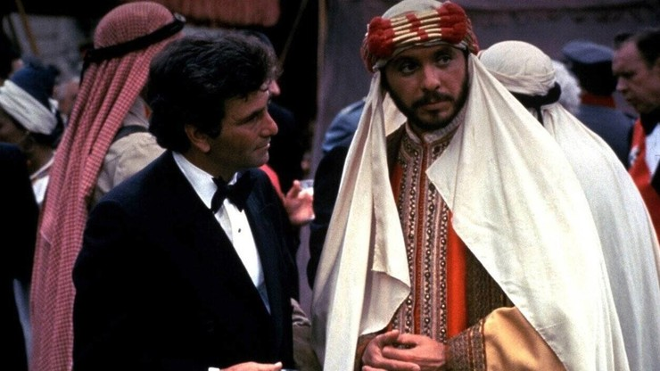 Columbo: A Case of Immunity