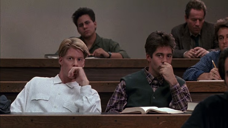 Columbo: Columbo Goes to College