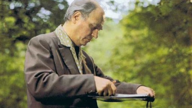 Olivier Messiaen and the Birds