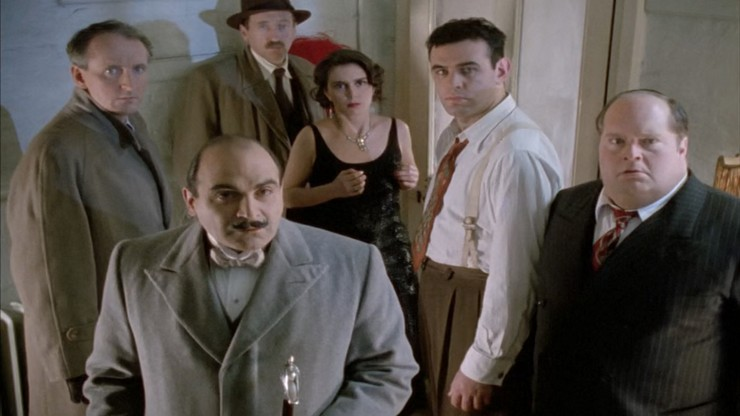 Poirot: The Adventure of the Cheap Flat