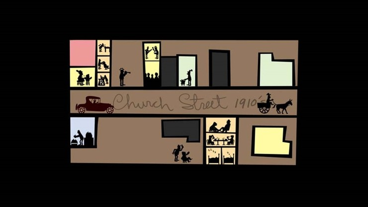 Church Street, We Are Still Here