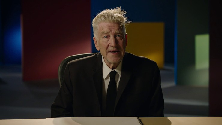 Masterclass - David Lynch Teaches Creativity and Film