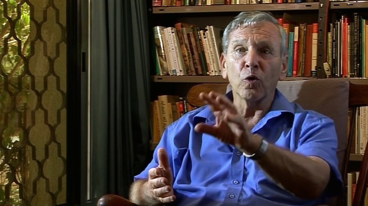 Amos Oz: The Conscience of Israel