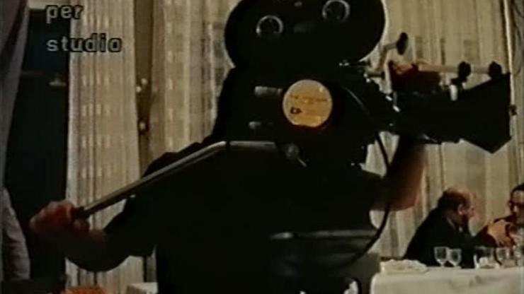 La macchina cinema