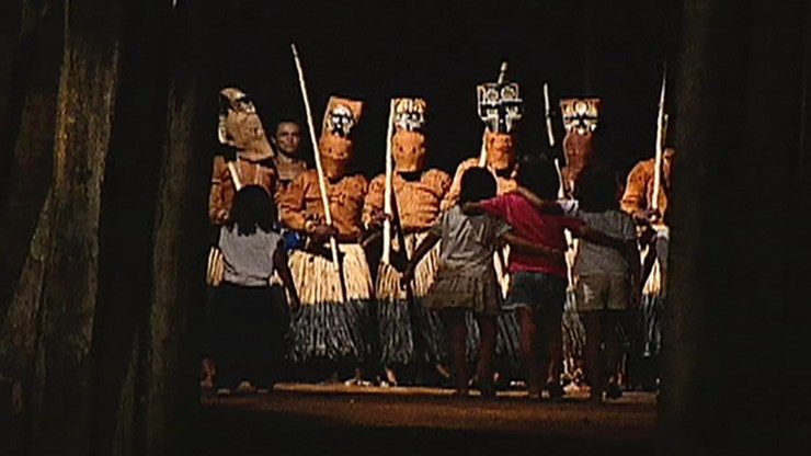 Chronicle of a Puppet Dance
