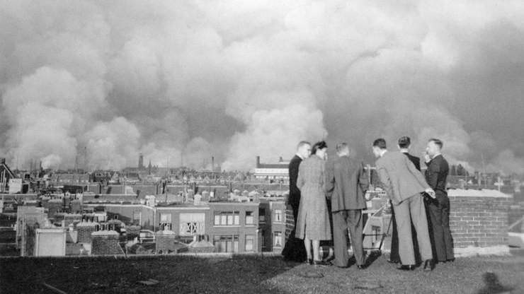 In May: Rotterdam 1940