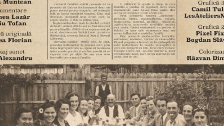 Being Romanian: A Family Journal