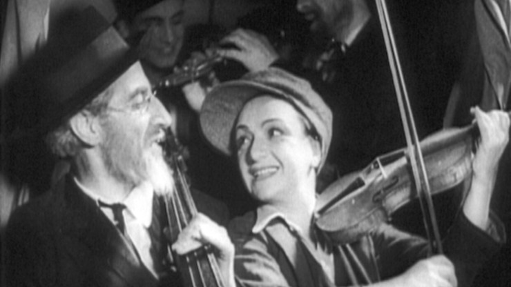From Shtetl to Swing