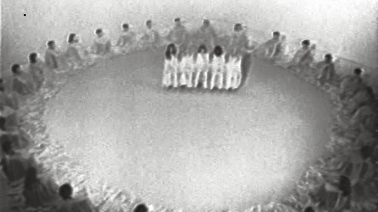 James Lee Byars: The World Question Center