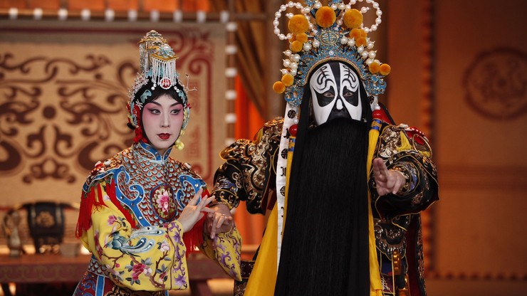 Farewell My Concubine The Beijing Opera