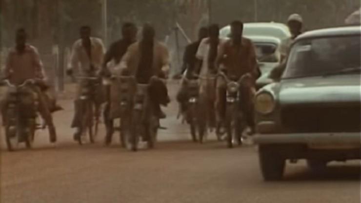 Ouagadougou, ouaga deux roues