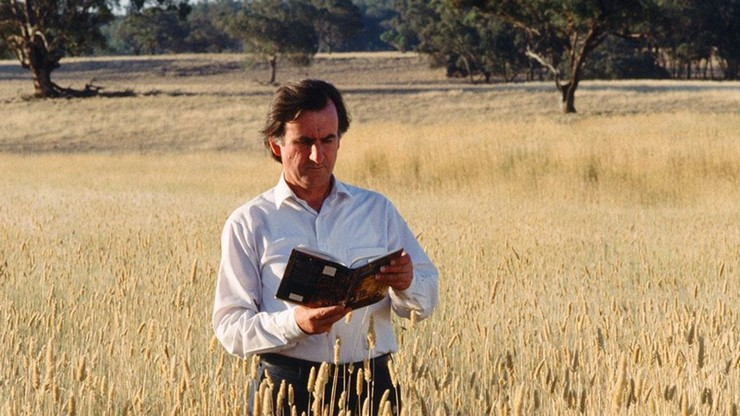 Words and Silk: The Imaginary and Real Worlds of Gerald Murnane