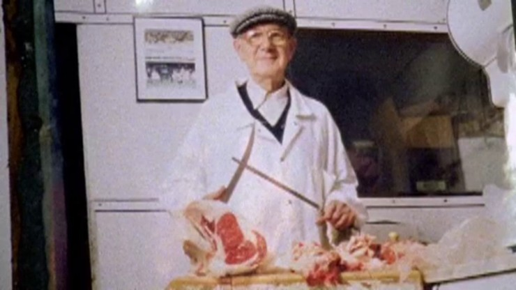 The Last Butcher in Little Italy