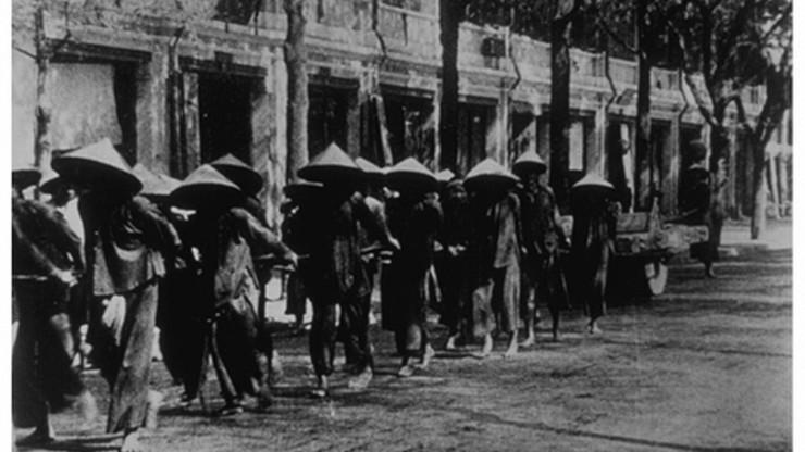 Coolies à Saïgon