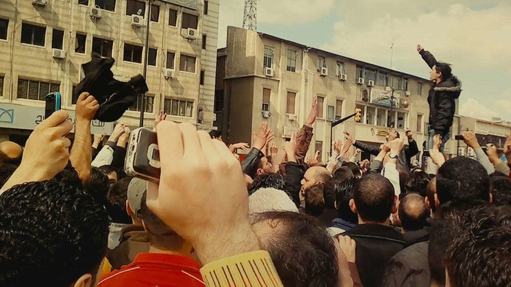 During Revolution