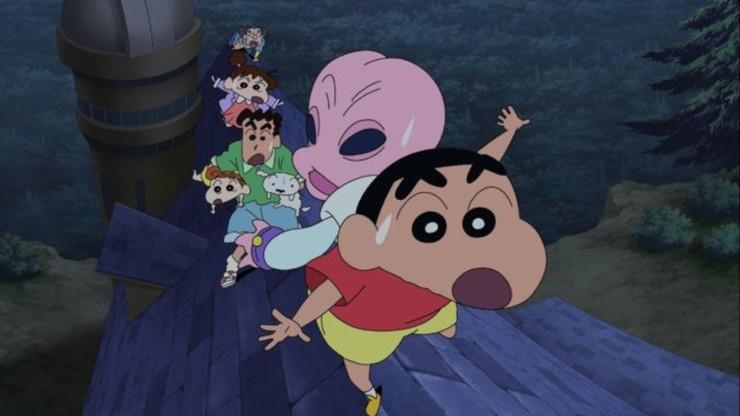Crayon Shin-Chan: Invasion!! Alien Shiriri