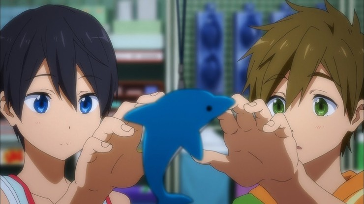 Free! Timeless Medley: The Bond