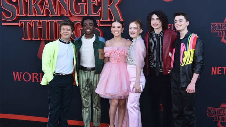 Stranger Things 3: World Tour
