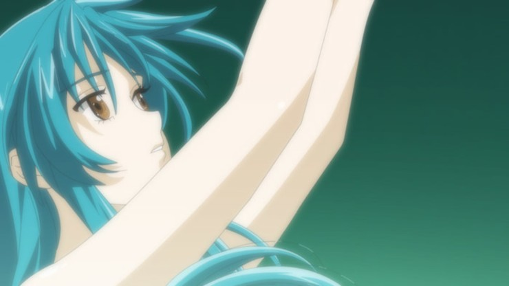Full Metal Panic! 3rd Section - Into The Blue