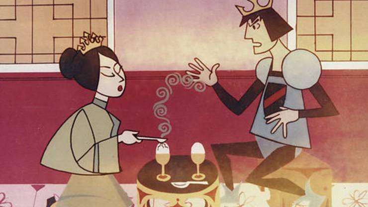 Svinedrengen og prinsessen på ærten