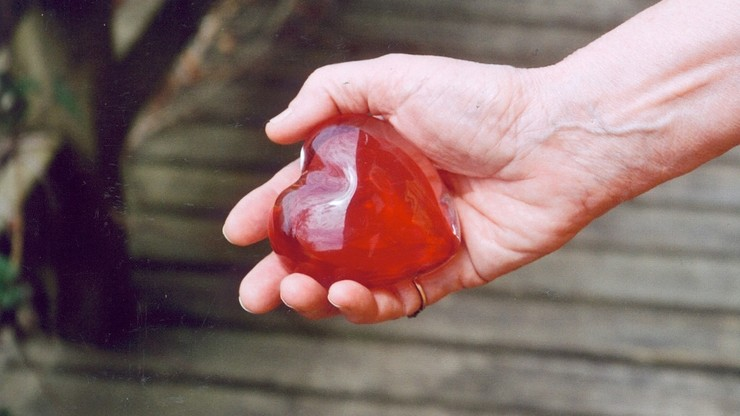 The Heart's Nebula