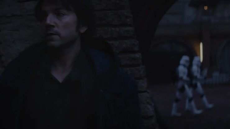 Untitled Star Wars/Cassian Andor Series