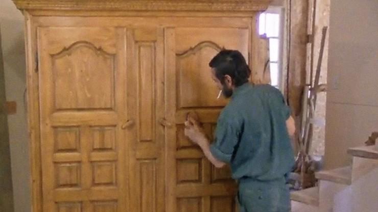 Le discours de l'armoire