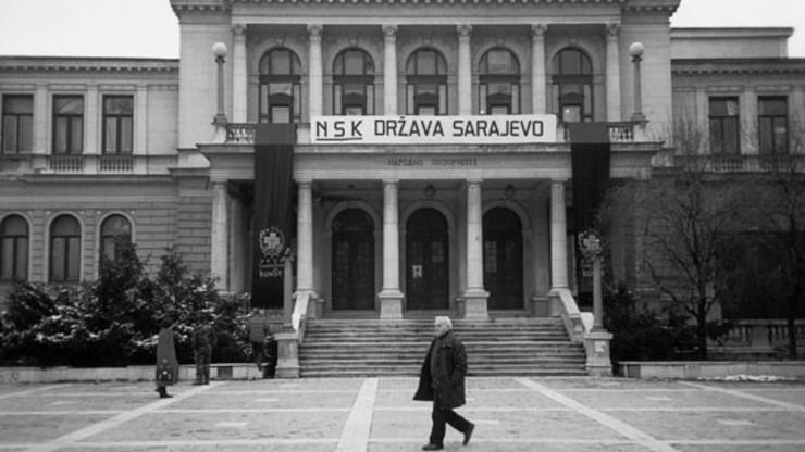 Sarajevo : State in Time