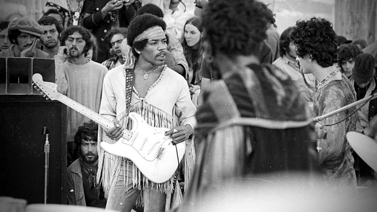 Jimi Hendrix: The Road to Woodstock