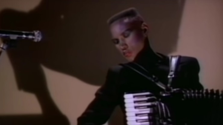 Grace Jones: I've Seen That Face Before - Libertango