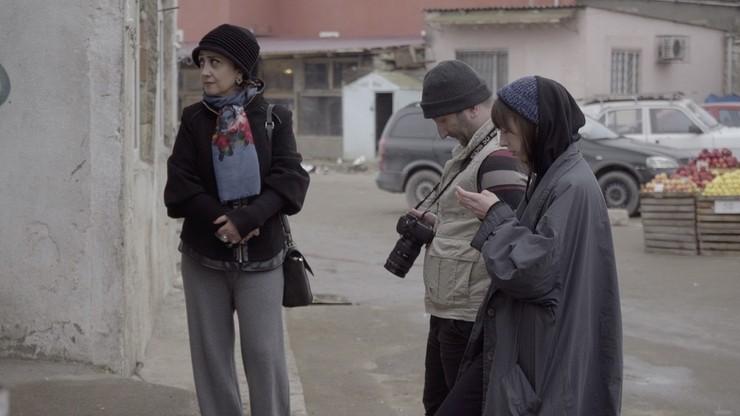 Shooting Ms Rena's Film!